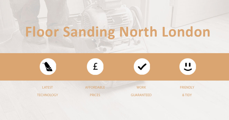 Wood Floor Sanding North London - Carpet Vidalondon